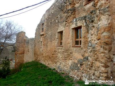Enebral, Ermita Hornuez–Villa Maderuelo; mochilas de trekking; viajes de senderismo